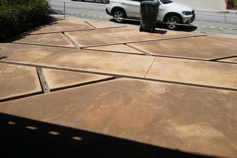 Concrete & Masonry Projects