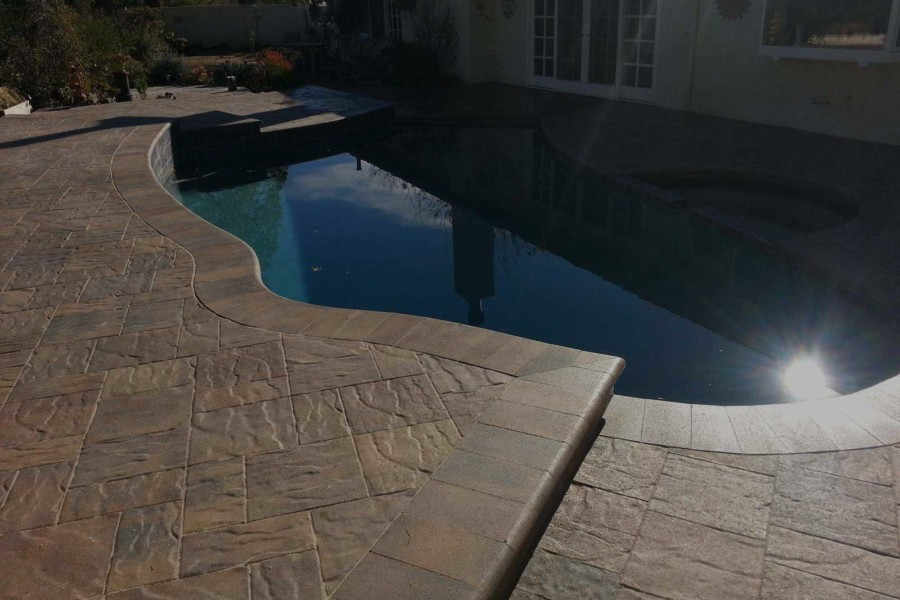 Pool Decks Projects